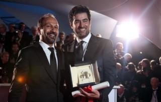 Actor-Shahab-Hosseini-right-and-director-Asghar-Farhadi-after-Hosseini-won-the-best-actor-award-and-Farhadi-the-best-screenplay-award-for-The-Salesman